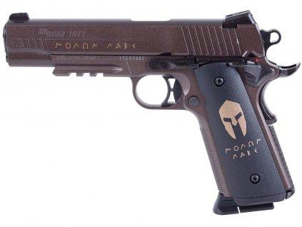Vzduchová pistole Sig Sauer 1911 Spartan 4,5mm