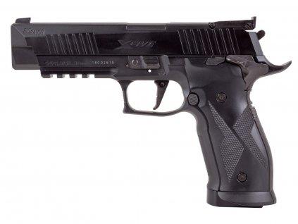Vzduchová pistole Sig Sauer X-FIVE 4,5mm