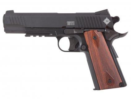 Vzduchová pistole Crosman 1911 Černá 4,5mm