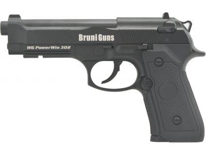 Vzduchová pistole Bruni Power Win 302