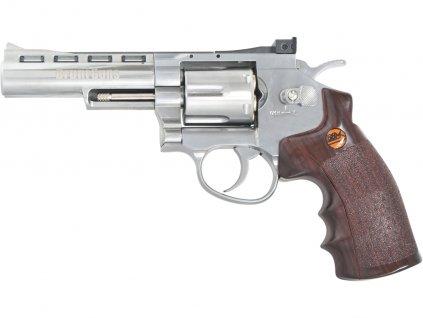 Vzduchový revolver Bruni Super Sport 701 chrom