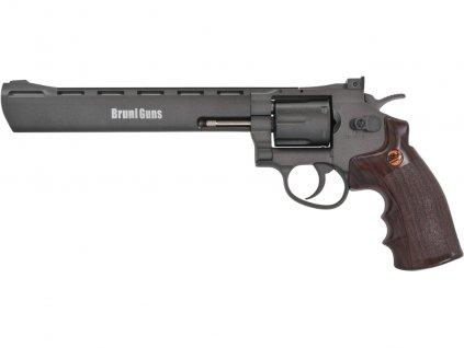 Vzduchový revolver Bruni Super Sport 703 černý 4,5mm