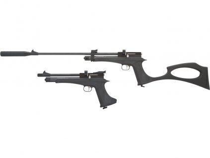 Vzduchová pistole SPA Artemis CP2 4,5mm