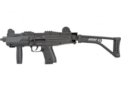 Plynová pistole Ekol ASI s pažbou černá cal.9mm
