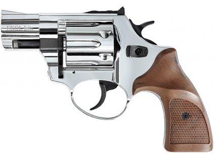Plynový revolver Ekol Viper Lite chrom cal.9mm