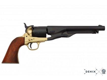 denix American Civil War Army revolver USA 1860