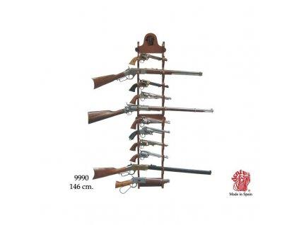stojan d na zed na 12 pistoli