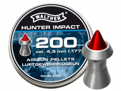 Diabolo Walther Hunter Impact 200ks cal. 4,5mm