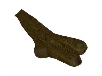 Ponožky AČR pletené letní ZELENÉ