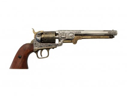 Revolver americké armády 1851 (mosaz)  + Voucher na další nákup