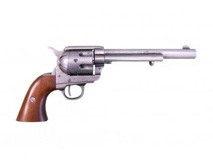 Revolver ráže 45 - USA 1873, 7 1/2' (šedý)  + Voucher na další nákup