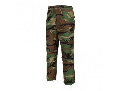 Kalhoty US M65 WOODLAND