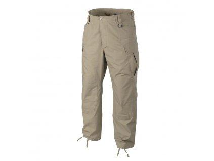 Kalhoty SFU NEXT rip-stop KHAKI