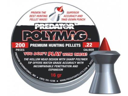 Diabolo JSB Predator Polymag 5,5mm 200ks