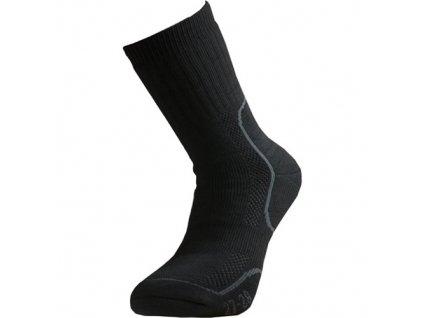 Ponožky BATAC Thermo ČERNÉ