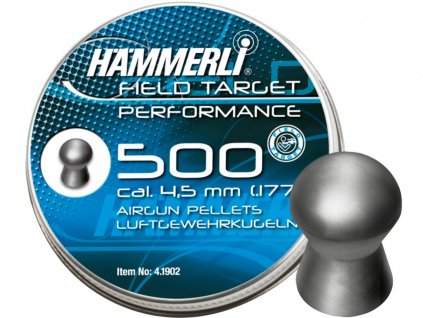 Diabolo Hammerli FT 500ks cal.4,5mm
