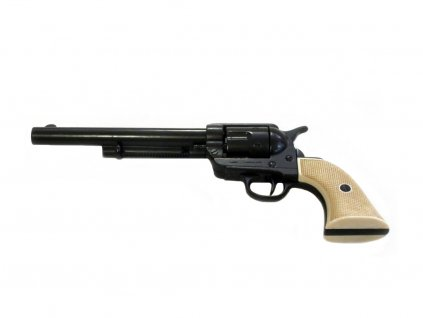 Revolver ráže 45 - USA 1873, 7 1/2' (černý)  + Voucher na další nákup
