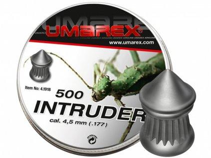 Diabolo Umarex Intruder 500ks cal. 4,5mm
