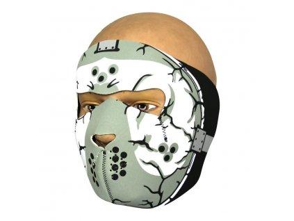 Maska celoobličejová NEOPREN 3mm HOKEJOVÁ MASKA
