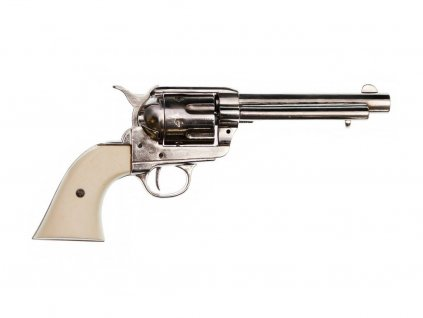 "Revolver cal.45 PEACEMAKER 5 1/2 "", USA 1873 (nikl)"