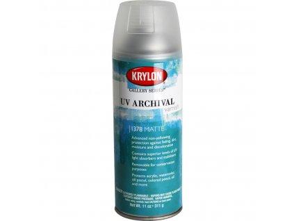 Lak KRYLON archivační UV bezbarvý