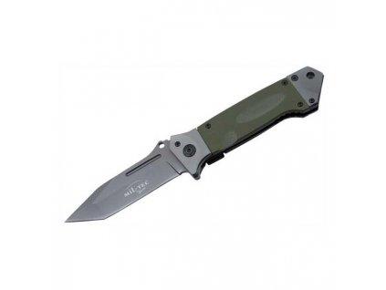 Nůž zavírací DA35 ZELENÝ
