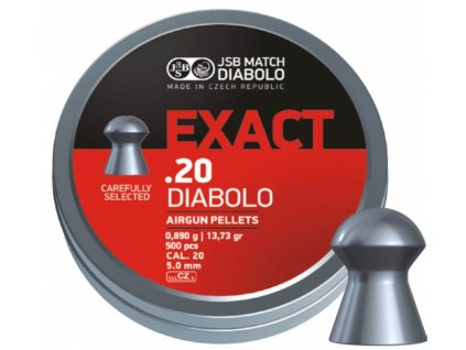 Diabolo JSB Exact 5,0mm 500ks