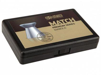 Diabolo JSB Match Premium Light 4,50mm 200ks