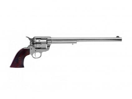 "Revolver cal.45 PEACEMAKER 12"", USA 1873 (nikl)"