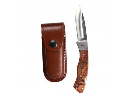 Nůž zavírací SHIRES HUNTER s pouzdrem