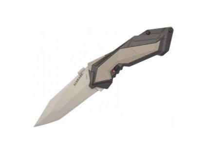 Nůž zavírací SCHRADE MAGIC ASSIST GRAY hladké ostří