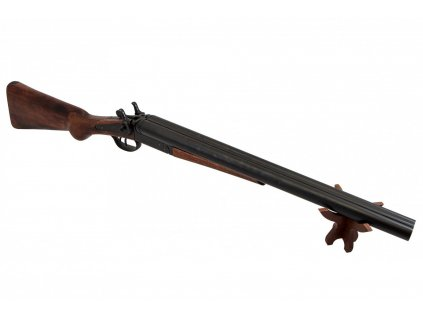 pol pl Denix 1115 replika double barrel shotgun 1868 Wyatt Earp 8672 7