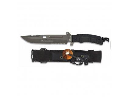 Nůž Tactical 31831 pevná čepel  + Voucher na další nákup