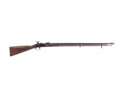 Puška vyrob. Enfieldem, Anglie 1853