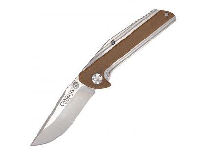 Nůž zavírací SEVEN hladké ostří