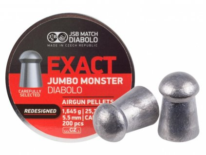 Diabolo JSB Exact Jumbo Monster 5,52mm Redesigned