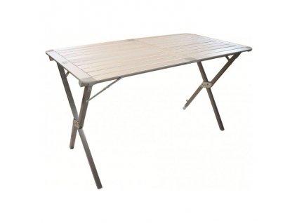 Stůl rozkládací ALU s nůžkovou konstrukcí