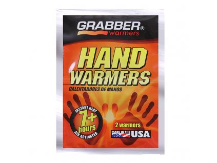 Ohříváček na ruce GRABBER HAND WARMERS 7+ hodin