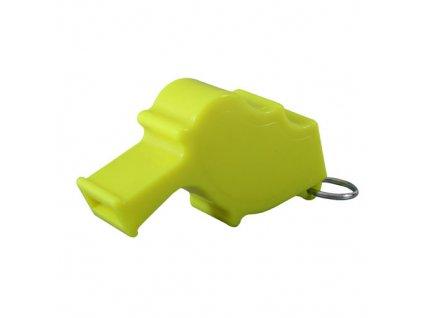 Píšťalka plastová STORM® ŽLUTÁ
