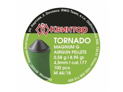 Diabolo Kvintor Tornado Magnum G 4,5mm 100ks