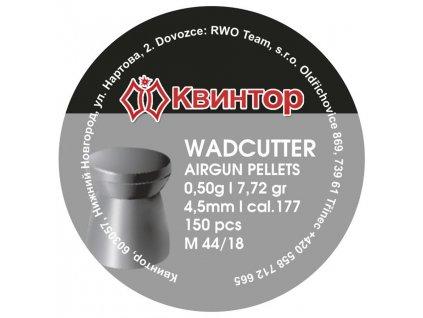 Diabolo Kvintor Wadcutter 4,5mm 150ks
