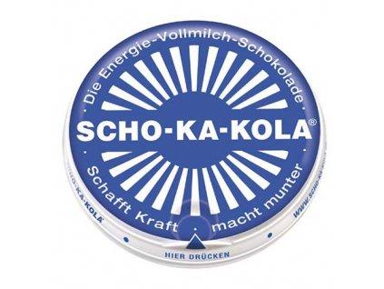 Čokoláda energetická Scho-Ka-Kola mléčná 100g