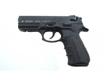 Plynová pistole Atak Zoraki 2918 černá cal.9mm