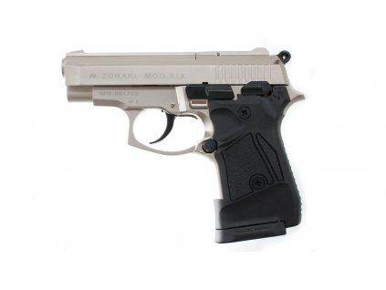 Plynová pistole Atak Zoraki 914 auto satén cal.9mm