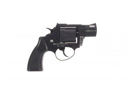 """Plynový revolver Atak Zoraki R2 2"""" černý cal.9mm"""