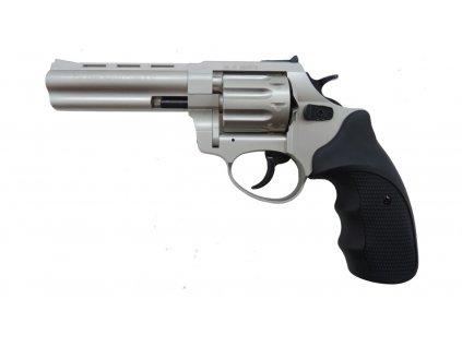 """Plynový revolver Atak Zoraki R1 4,5"""" saten cal.9mm"""