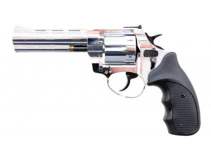 "Plynový revolver Atak Zoraki R1 4,5"" steel cal.9mm"