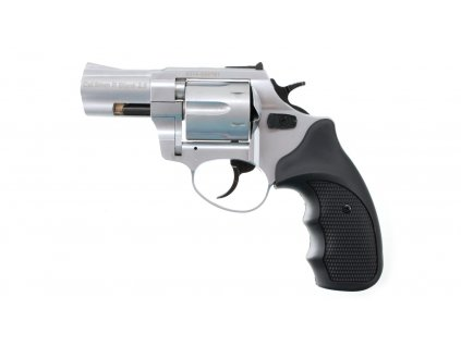 "Plynový revolver Atak Zoraki R1 2,5"" nikl cal.9mm"