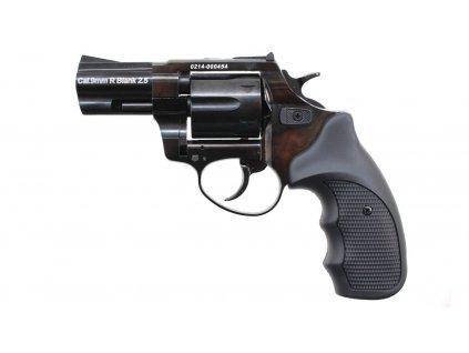 """Plynový revolver Atak Zoraki R1 2,5"""" černý cal.9mm"""