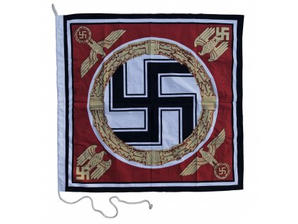 flag leibstandarte adolf hitler cotton